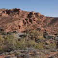 Red Cliffs Campground. Second Prize: Best Campground.- Winter 16/17 Awards + Prizes Announced