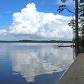 Water's edge at Fred Gannon Rocky Bayou State Park.- The Ultimate Florida Road Trip Part I: Northwest Florida