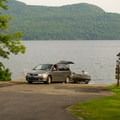 A large boat launch area.- 12 New York Lakes Perfect for Summer Adventure