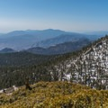 Views from the Marion Mountain Trail, near Mount San Jacinto.- 30 Must-Do Adventures in California