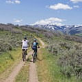 Round Valley Trails.- 3-Day Summer Itinerary in Park City, Utah