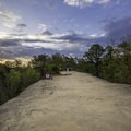 On top of Natural Bridge.- A Weekend in Kentucky's Red River Gorge