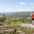 Shunemunk Mountain offers picture-perfect views of the valleys below. - 9 Must-See New York State Parks