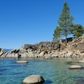 Secret cove is quite secluded.- 3-Day Weekend Itinerary in Tahoe, CA