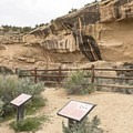 Sego Canyon: Interpretive signs explaining the different styles found here. This is the Ute area. - 28 Canyons You Just Can't Miss