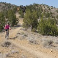 Riding in Oregon's Smith Rock State Park.- 5 Tips for Buying a Used Mountain Bike