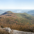 Samuels Point and the Ashokan Reservoir.- 10 Fantastic Fall Foliage Catskill Adventures