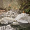 Sloqet Hot Springs.- Best Winter Adventure Destinations