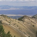 Sweeping views from the South Willow Lake Trail.- Deseret Peak Wilderness
