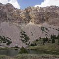 South Willow Lake.- Deseret Peak Wilderness