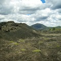 Spatter Cones and Big Cinder Butte in Craters of the Moon National Monument and Preserve.- Discover Your National Parks