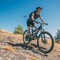 Just get out on your bike and have fun! Photo by Michelle Pearl Gee.- Taking Your Mountain Biking Skills to the Next Level