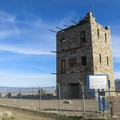 The remains of Stokes Castle near the town of Austin.- Adventuring across Nevada's Highway 50