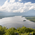 The summit of Storm King Mountain.- 9 Must-See New York State Parks