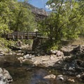 Charming little area at Storm Mountain Day Use Area.- 6 Days of Adventure in Utah's Wasatch Mountains