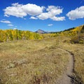 Smooth singletrack on Strand Hill. - 30 Spectacular Fall Adventures in Colorado