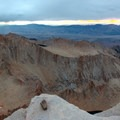 Views from Mount Whitney.- California's 60 Best Day Hikes