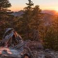 Sunrise on Cucamonga Peak.- 12 Great Summit Hikes Near Los Angeles