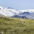 A portion of the Vatnajökull Glacier.- 14 Must-Do Activities In Iceland