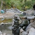 Sykes Hot Springs along the Big Sur River.- California's Best Backpacking Trips