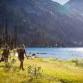 Tenquille Lake.- Tenquille Lake Hike via Tenquille Creek Trail