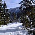 Cabin Creek Nordic Ski Area.- 52 Week Adventure Challenge: Snowventure