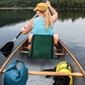 A boat, a paddle, and your best buds is all you'll need to explore Green River Reservoir State Park.- 15 Must-Visit New England State Parks