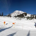 Paradise Snowplay Sledding Area in Mount Rainier National Park.- 50 Must-Do Winter Adventures in North America