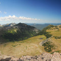 Panoramic view north from Burroughs Mountain.- Outdoor Project Staff Picks: 10 Favorite Hikes in the Pacific Northwest