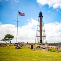 The cast-iron Marblehead Lighthouse is a must-see.- Incredible Coastal Adventures in Massachusetts