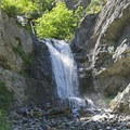 Upper Falls, near Bridal Veil.- Adventuretown: Sundance, Utah