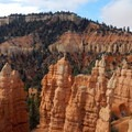 The Fairyland Loop provides an endless array of dramatic views.- Bryce Canyon National Park
