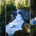 White River Falls.- Great Camping Near the Enchantments
