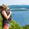 The family-friendly hike up West Rattlesnake Mountain offers a big reward.- 20 Best Family-Friendly Adventures in New Hampshire