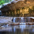 The Subway, Zion National Park.- The Ultimate Western National Parks Road Trip