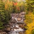 Blue Ridge Falls, NY.- 15 Stunning Photos of Autumn in the Adirondacks