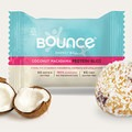 Bounce Coconut & Macadamia Protein Bliss Ball (Photo courtesy of Bounce Foods.)- Outdoor Retailer Trail Snacks Roundup