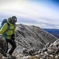 My buddy tried the hip belt carry for our Franconia Ridge Line traverse.- Gear Review: Peak Designs Capture Camera Clip