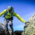 The hip belt method works, but when things get technical I prefer to have my camera out of the way of my legs.- Gear Review: Peak Designs Capture Camera Clip