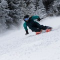 There's nothing like locking into a carve.- Ski Trends For 2019 - Carving is Back