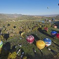 The Autumn Aloft Hot Air Balloon Festival.- 3-Day Summer Itinerary in Park City, Utah
