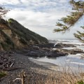 Cape Cove Beach, Oregon.- 10 Locations Perfect for Storm Watching