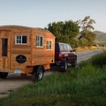 Casual Turtle Campers. Photo courtesy of Casual Turtle Campers.- The Best Camper Vans + Trailers