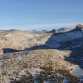 The view from atop Cathedral Peak after a winter climb.- Wednesday's Word - Tuolumne