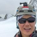 A close-up of the Mammut El Cap.- Gear review: Mammut El Cap Helmet
