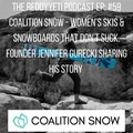 Coalition Snow Podcast Image- The Reddyyeti Podcast: EP #59 with Coalition Snow