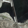 Bureau of Reclamation: Grand Coulee Dam on the Columbia River. Image from Google Earth.- Bureau of Reclamation