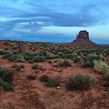 Panoramic- Monument Valley Navajo Tribal Park