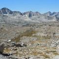 South Lake, Bishop Pass Trail