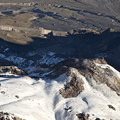 The smoking crater- Mount St. Helens Hike, Monitor Ridge Route